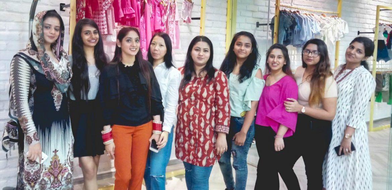 Jediiians visit Strawberry Studio Exports in Delhi
