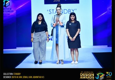 Stand By for the ease of pain – Change – JD Annual Design Awards 2018