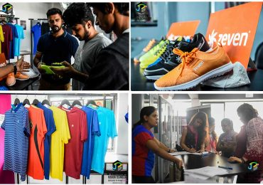 Fashion Department Students in Conversation with Zeven- an Indian Sportswear brand