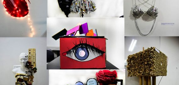 Jediiians telling Stories in three dimensions| Art exhibition