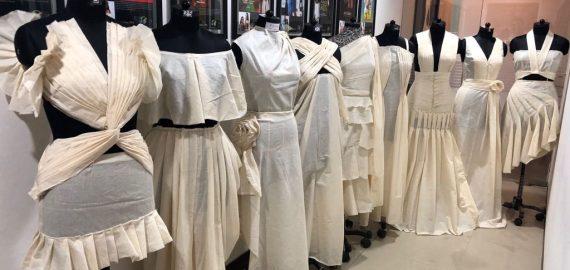 Art of Fashion Draping in Fashion designing | JD Institute