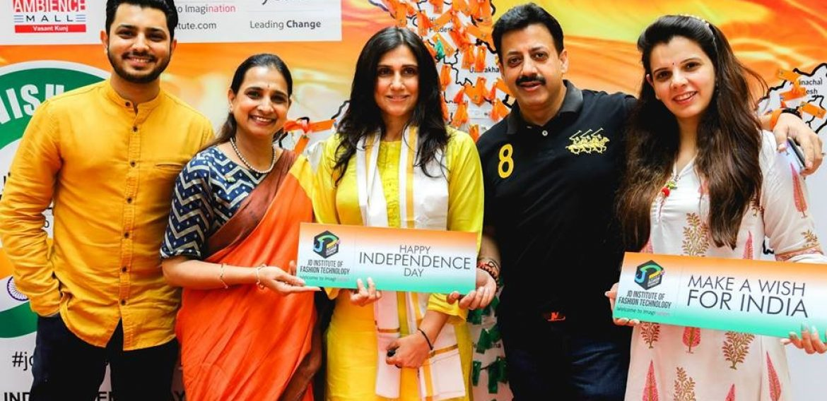 MAKE A WISH FOR INDIA INDEPENDENCE DAY CAMPAIGN