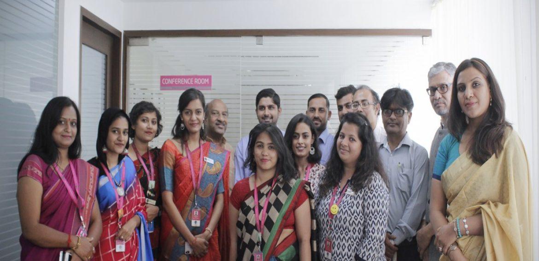 Interior Design Talk | Fenesta and Pergo at JD Institute Bangalore
