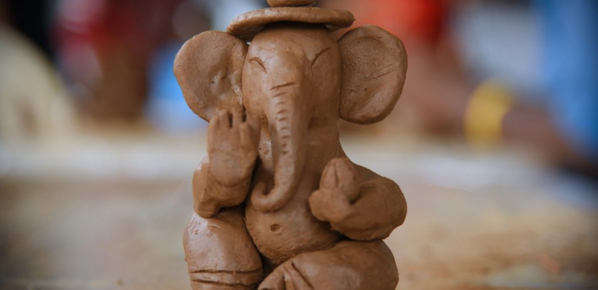 Jediiians Go Green this Ganesh Chaturthi: Clay Workshop at JD Institute