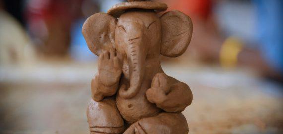 Jediiians Go Green this Ganesh Chaturthi: Clay Workshop at JD Institute