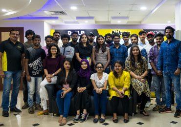 Portrait Photography | Jediiians at Nikon training Centre Bangalore