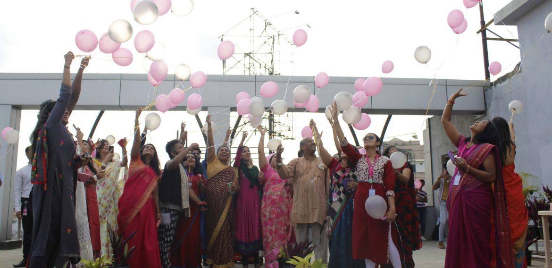 Teacher's Day Celebration at JD Institute