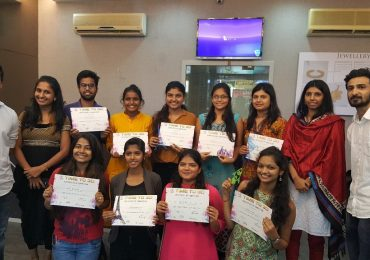 3D PRINTING WORKSHOP – Interior Design Dept. – JD Institute of Fashion Technology, Mumbai