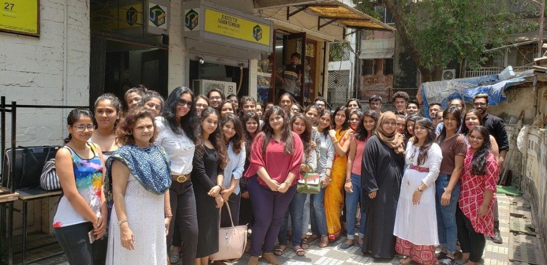 Fashion Design-Styling Workshop By Lina Tipnis – JD Institute of Fashion Technology, Mumbai