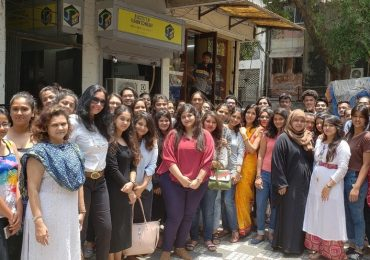 Fashion Design-Styling Workshop By Lina Tipnis – JD Institute of Fashion Technology, Mumbai
