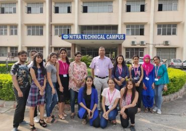 INDUSTRY LECTURE AT NITRA | JD Institute
