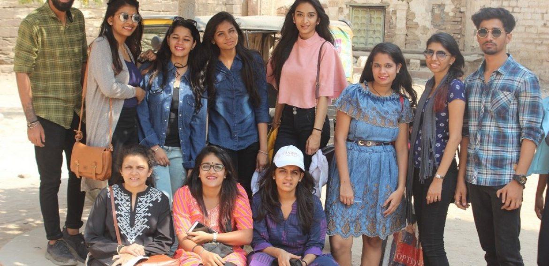 Imagination Tour Run Utsav Kutch – JD Institute of Fashion Technology Mumbai