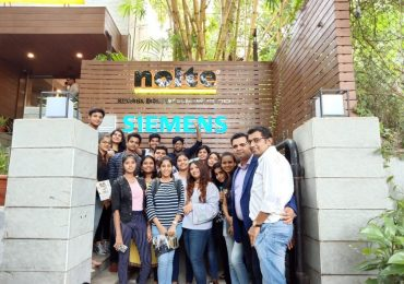 Industrial Visit to Nolte – Interior Design – JD Institute of Fashion Technology, Mumbai