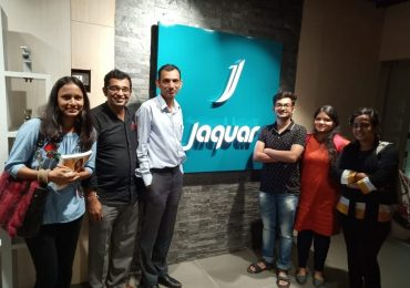 Interior Design field visit to Jaguar Showroom – JD Institute of Fashion Technology, Mumbai