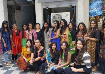 Navratri Celebration – JD Institute of Fashion Technology, Mumbai