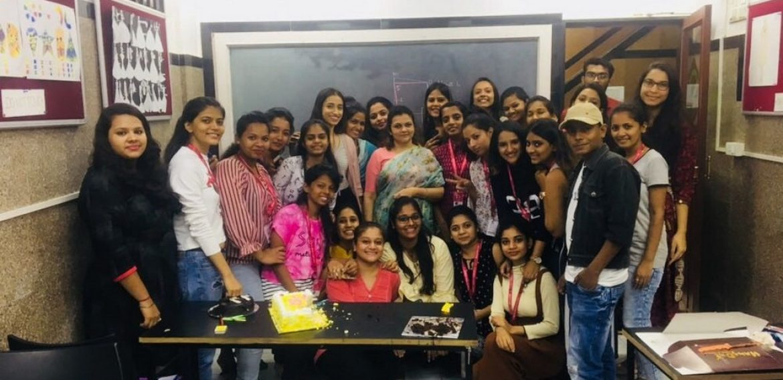 Teachers Day Celebrations 2018 – JD Institute of Fashion Technology, Mumbai