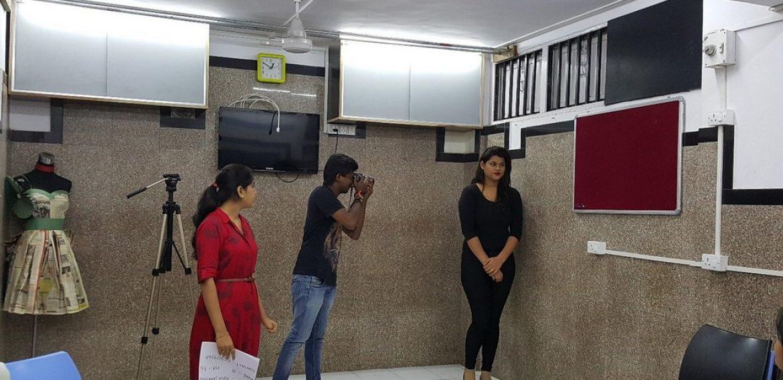 Dove ad camping – JD Institute of Fashion Technology, Mumbai