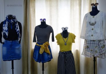 Workshop on Wardrobe Styling | JD Institute
