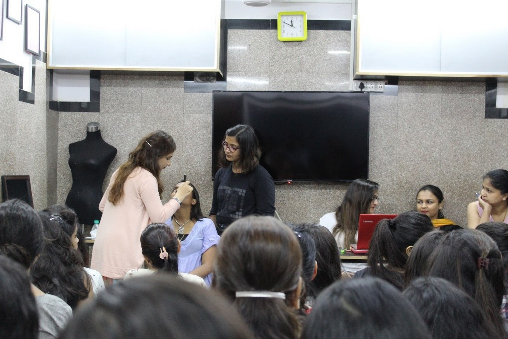 Hair and Make - up Workshop