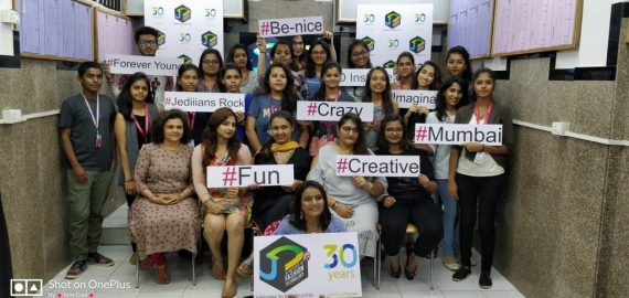 Hair and Make – up Workshop in collaboration with Lakme Academy