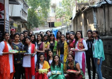 Navratri 2018 – JD Institute of Fashion Technology, Mumbai
