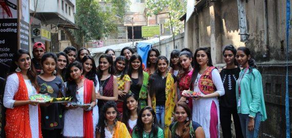 Navratri 2018 – JD Institute of Fashion Technology, Mumbai