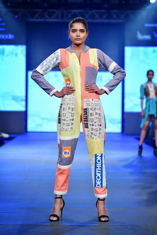 Jediiians shinning at India Beach Fashion Week