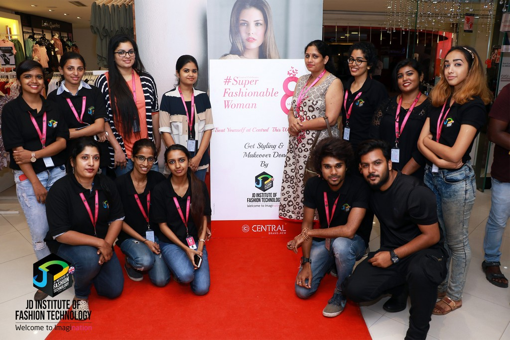 Women S Day Styling At Centre Square Mall Kochi