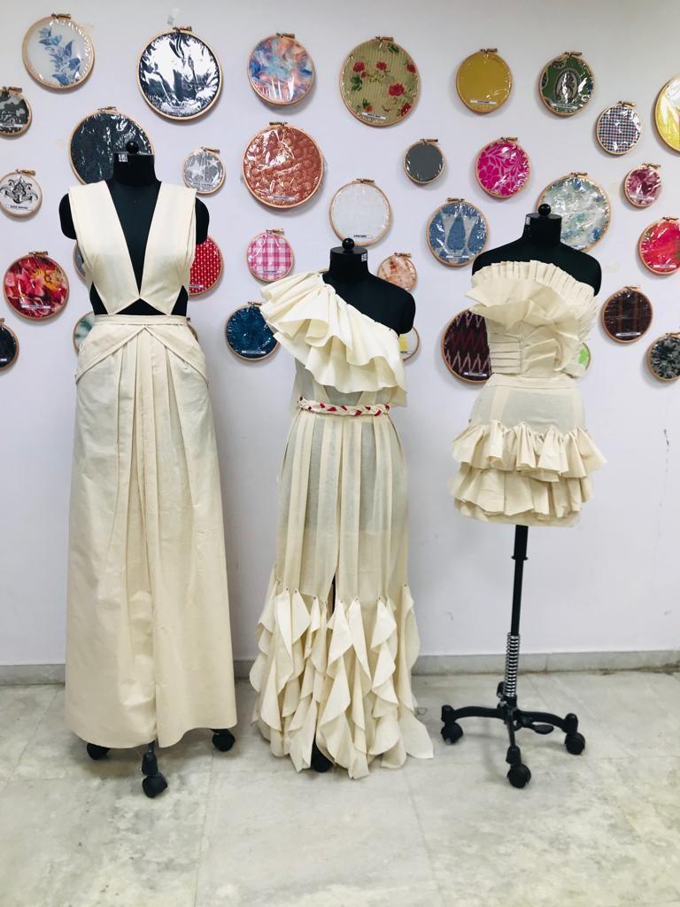 Fashion Draping A Designer S Blue Print Top Fashion Schools